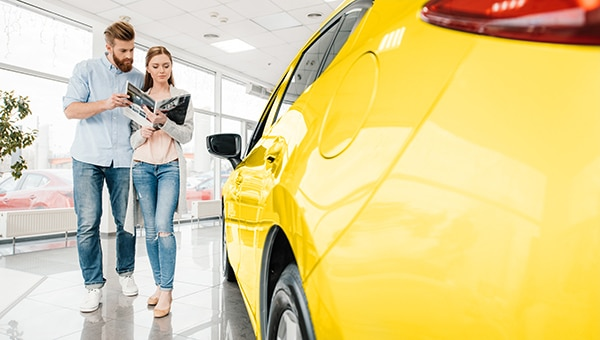 Your Guide to Choosing a New Car